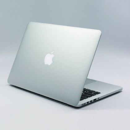 Back of Apple MacBook Pro 13-Inch